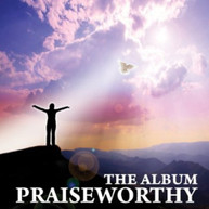 SHARON LEE - PRAISEWORTHY ALBUM CD