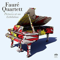 RACHMANINOFF /  FAURE QUARTETT - PICTURES AT AN EXHIBITION VINYL