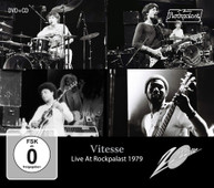 VITESSE - LIVE AT ROCKPALAST 1979 CD