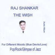 RAJ SHANKAR - WISH CD