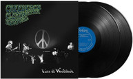 CCR ( CREEDENCE) (CLEARWATER) (REVIVAL - LIVE AT WOODSTOCK VINYL
