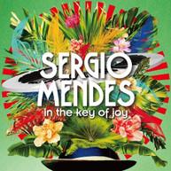 SERGIO MENDES - IN THE KEY OF JOY VINYL