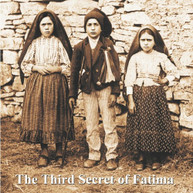 RAFAEL BROM - THIRD SECRET OF FATIMA CD