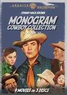 MONOGRAM COWBOY COLLECTION: VOLUME 10 DVD