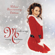 MARIAH CAREY - MERRY CHRISTMAS (DELUXE) (ANNIVERSARY) (EDITION) CD