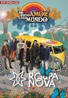 ROUPA NOVA - TODO AMOR DO MUNDO KIT (+DVD) (IMPORT) CD