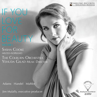 SASHA COOKE - IF YOU LOVE FOR BEAUTY VOL. 1 VINYL