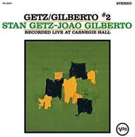 STAN GETZ / JOAO - GETZ GILBERTO - GETZ-GILBERTO 2 VINYL