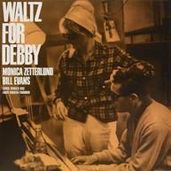 BILL EVANS / MONICA  ZETTERLUND - WALTZ FOR DEBBY VINYL