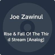 JOE ZAWINUL - RISE & FALL OF THE THIRD STREAM VINYL