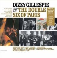 DIZZY GILLESPIE - DIZZY GILLESPIE & THE DOUBLE SIX OF PARIS VINYL
