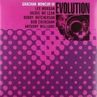 GRAHAN MONCHUR III - EVOLUTION VINYL