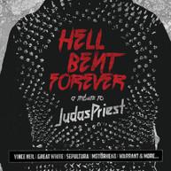 HELL BENT FOREVER - A TRIBUTE TO JUDAS PRIEST / VA CD