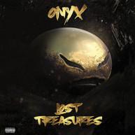 ONYX - LOST TREASURES VINYL