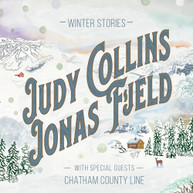 JUDY COLLINS / JONAS  FJELD - WINTER STORIES VINYL