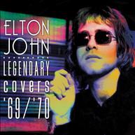 ELTON JOHN - LEGENDARY COVERS '69/'70 (PINK) (VINYL) VINYL
