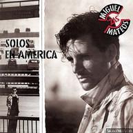 MIGUEL MATEOS /  ZAS - SOLOS EN AMERICA VINYL