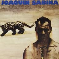 JOAQUIN SABINA - EL HOMBRE DEL TRAJE GRIS VINYL