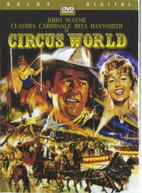 CIRCUS WORLD DVD