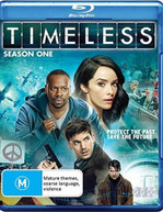 TIMELESS: SEASON 1 BLURAY