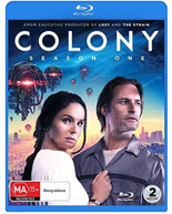 COLONY: SEASON 1 BLURAY