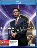 TRAVELERS: SEASON 2 BLURAY
