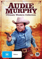 AUDIE MURPHY: ULTIMATE WESTERN COLLECTION DVD