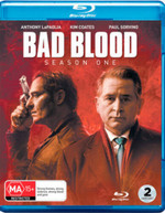 BAD BLOOD: SEASON 1 BLURAY
