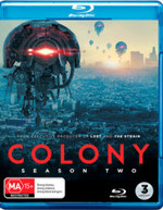 COLONY: SEASON 2 BLURAY