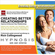RICK COLLINGWOOD - CREATING BETTER RELATIONSHIPS CD