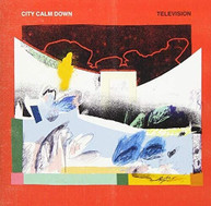 CITY CALM DOWN - TELEVISION CD