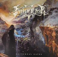 FREEDOM OF FEAR - NOCTURNAL GATES VINYL