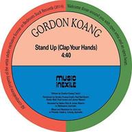 GORDON KOANG - STAND UP (CLAP) (YOUR) (HANDS) B/W ASYLUM SEEKER VINYL