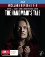 HANDMAID'S TALE: SEASON 1 -3 BLURAY