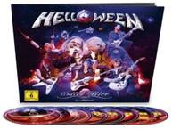 HELLOWEEN - UNITED ALIVE (3CD + 2BLURAY + 3DVD BOX SET) * DVD