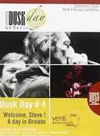 STEVE HACKETT &  FRIENDS - WELCOME STEVE DVD