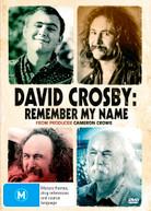 DAVID CROSBY: REMEMBER MY NAME (2019)  [DVD]