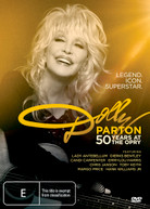 DOLLY PARTON: 50 YEARS AT THE OPRY (2020)  [DVD]
