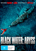 BLACK WATER: ABYSS (2020)  [DVD]