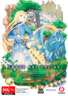 SWORD ART ONLINE: ALICIZATION: PART 2 (2019)  [DVD]