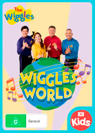 THE WIGGLES: WIGGLES WORLD (2020)  [DVD]
