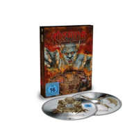 KREATOR - LONDON APOCALYPTICON - LIVE AT THE ROUNDHOUSE * DVD