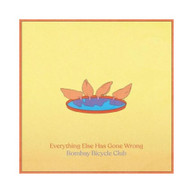 BOMBAY BICYCLE CLUB - EVERYTHING ELSE HAS GONE WRONG * CD
