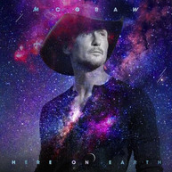TIM MCGRAW - HERE ON EARTH * CD