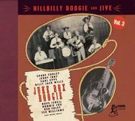JUKE BOX BOOGIE HILLBILLY BOOGIE & JIVE / VARIOUS CD