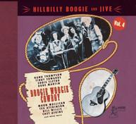 BOOGIE WOOGIE COWBOY / VARIOUS CD