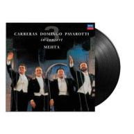 PAVAROTTI/CARRERAS/DOMINGO - ORIGINAL THREE TENORS 25TH ANNIVERSARY * VINYL