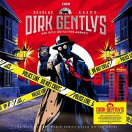 DOUGLAS ADAMS - DIRK GENTLY'S HOLISTIC DETECTIVE AGENCY / SOUNDTRACK VINYL