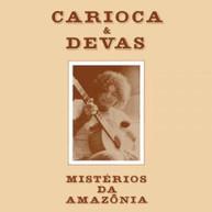 CARIOCA - MYSTERIES OF THE AMAZON (MISTERIOS) (DA) (AMAZONIA) VINYL