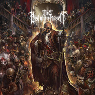 BISHOP OF HEXEN - DEATH MASQUERADE CD